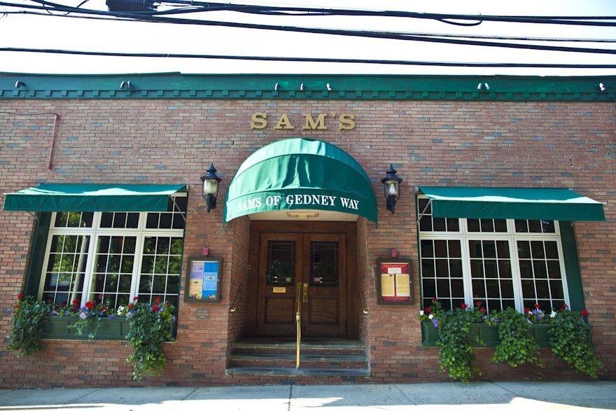 Sam's of Gedney Way in NYC reviews, menu, reservations ...
