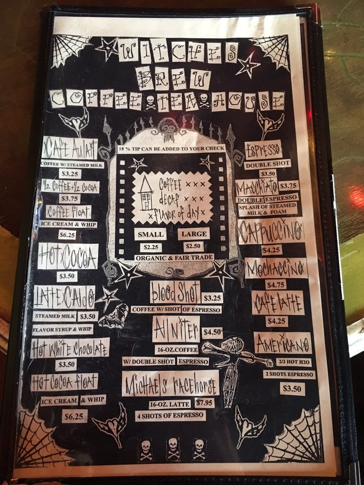 The Witches Brew In Nyc Reviews Menu Reservations Delivery Address In New York